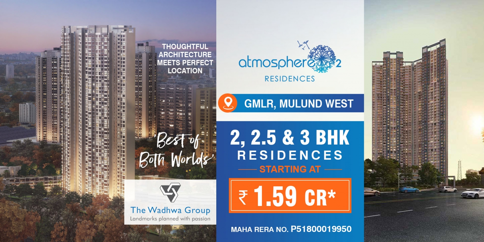 Wadhwa Atmosphere O2 Mulund West