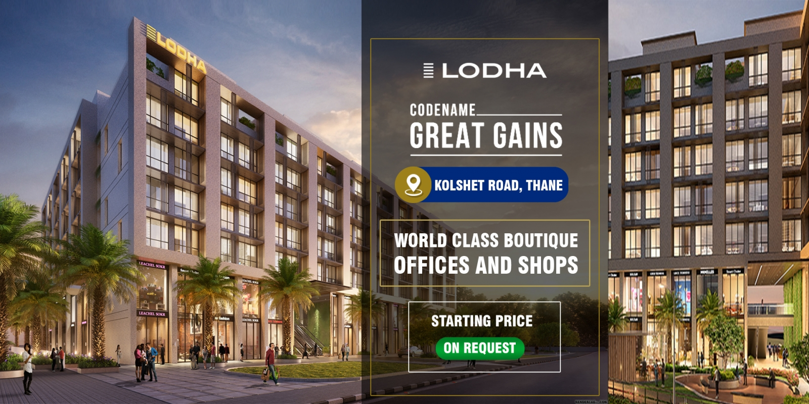 Lodha Great Gains thane