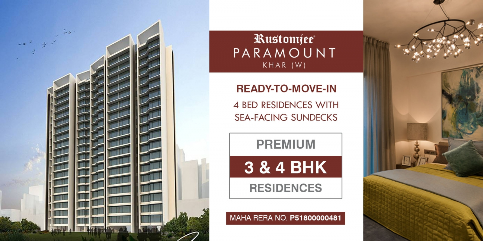 Rustomjee Paramount Khar West